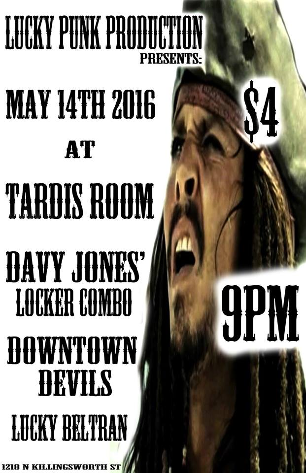 May 7th @ Triangle Inn,Salem,Oregon